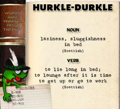 Hurkle-Durkle